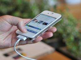 The Apple iPhone 4S is among the least toxic cell phones