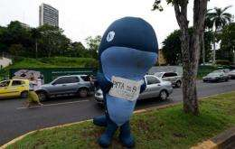 The Commission winds up its meeting Friday with a vote on a proposal to seek a UN role in promoting whale conservation