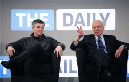 'The Daily' doomed by dull content and isolation