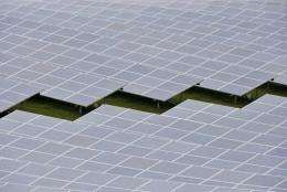 The French energy group Areva said that it would build the biggest concentrated solar power installation in Asia