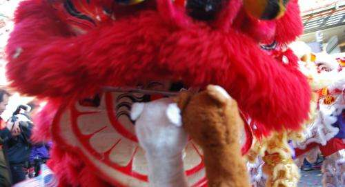 The grass-mud horse, online censorship, and China's national identity