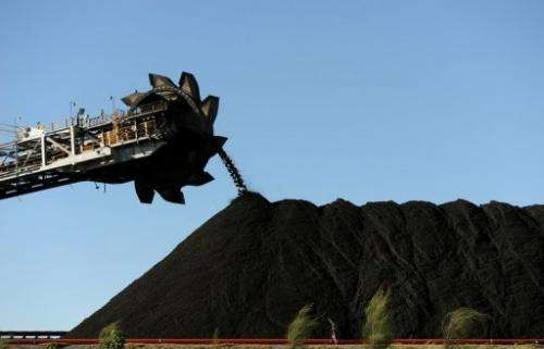 The IEA has welcomed Australia's carbon price mechanism to help combat climate change