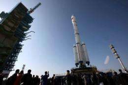 "The launch -- China's first manned space mission since September 2008 -- would occur ""sometime in mid June"", Xinhua said"