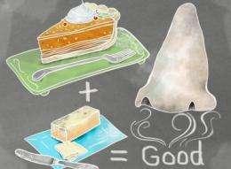 The mathematics of taste