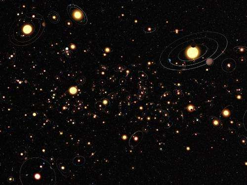 The Milky Way's 100 Billion Planets