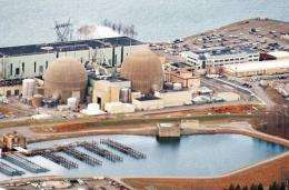 The North Anna, Virgina, #1 and #2 nuclear power generation stations operated by Dominion Virginia Power
