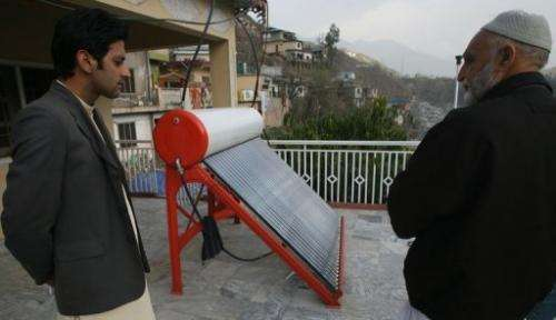 The Pakistan PM has ordered the government to provide solar electricity in remote villages far from the national grid