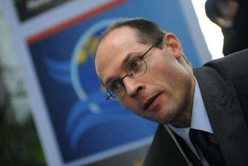 The UN's special rapporteur for the right to food Olivier De Schutter