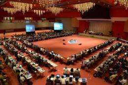 The Western and Central Pacific Fisheries Commission (WCPFC) meets in Manila