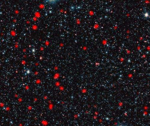 The wild early lives of today's most massive galaxies