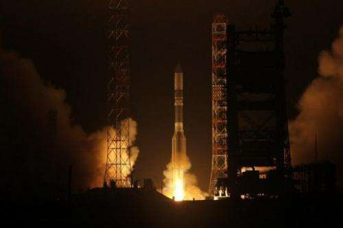 The Yamal-402 satellite was made for Gazprom Space Systems