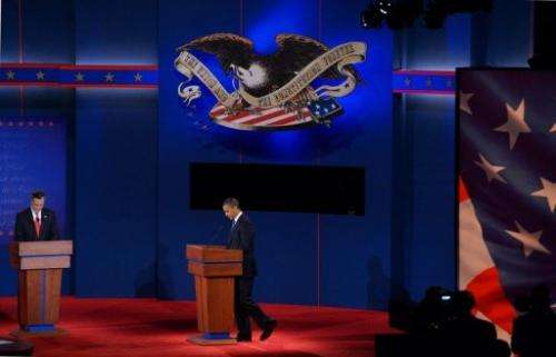 """Tonight's debate was the most tweeted about event in US political history,"" said Twitter"