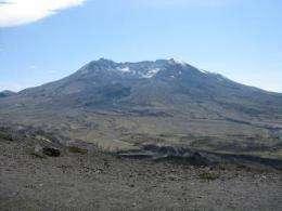 Traveling through the volcanic conduit