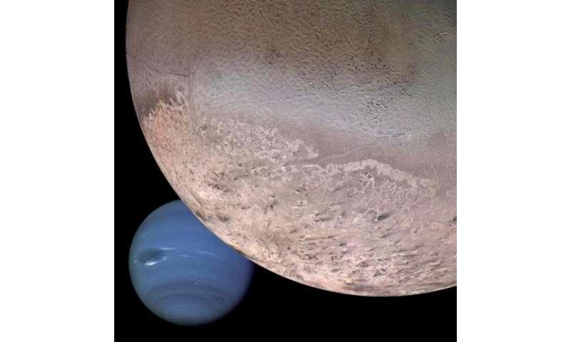 Triton: A subsurface ocean?