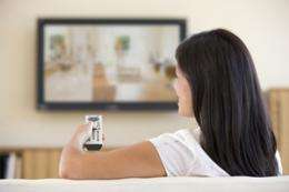TV watching linked to eating unhealthy food