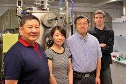 UGA researchers develop rapid diagnostic test for pathogens, contaminants