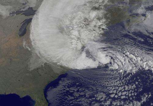 UI researcher predicts more intense North Atlantic tropical storms