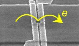 UK nanodevice builds electricity from tiny pieces