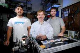 Ultracold matter technology from CU and SRI International licensed to Boulder's ColdQuanta