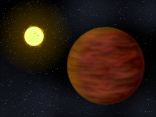 Ultra-cool companion helps reveal giant planets