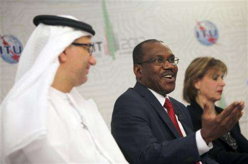 UN telecom chief 'surprised' by US-led treaty snub