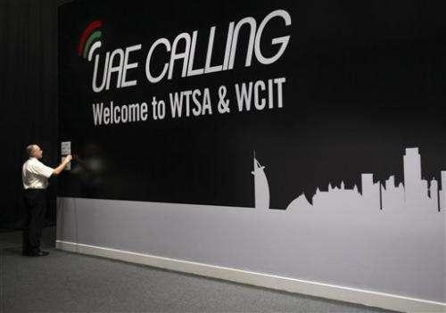 US leads Western snub of UN telecoms treaty