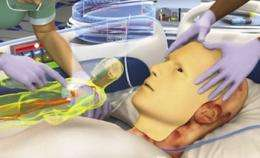 UT Arlington engineer developing 'Biomask' to aid soldiers recovering from facial burns