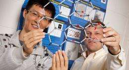 UWM discovery advances graphene-based electronics