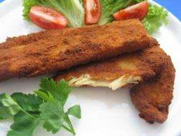 Vegetarian cutlet