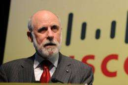 "Vint Cerf branded the proposals as ""potentially hazardous"""