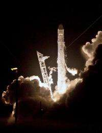 What's the big deal about private space launches? (AP)