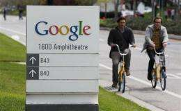 What's up with Google's plan to split its stock (AP)