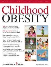 Which group of Asian-American children is at highest risk for obesity?