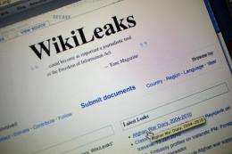 WikiLeaks said in a statement that the Reykjavik District Court had ruled in the website's favour against Valitor