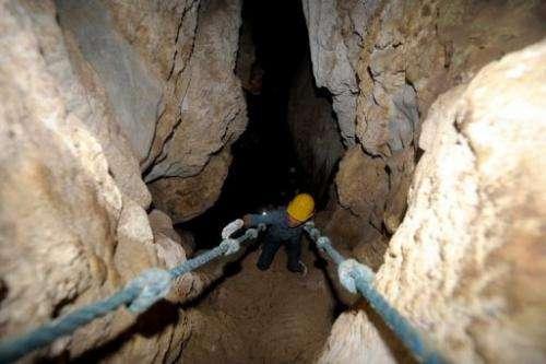 Wildlife protection authorities have counted at least 1,756 caves scattered across the Philippines