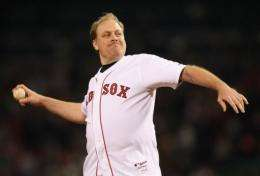 """World Series champion pitcher Curt Schilling has created a video game called """"Kingdoms of Amalur: Reckoning"""""""