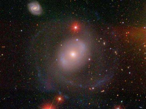 X-ray 'echoes' map a supermassive black hole's environs