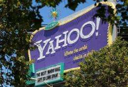 Yahoo! chairman Roy Bostock announced he was stepping down from the board