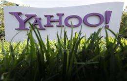 Yahoo's interim CEO faces off with shareholders