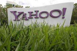 Yahoo soap opera features new cast of leaders (AP)