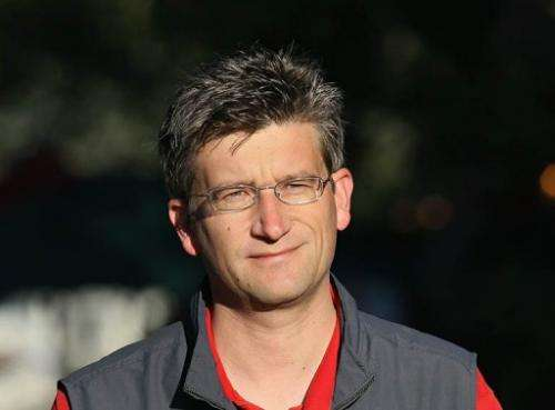 """Zynga CFO Dave Wehner, pictured in 2011, has accepted a """"senior position"""" at Facebook"""