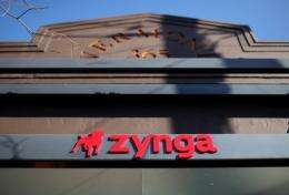 Zynga's chief operating officer folded his cards on Wednesday, leaving the social games company