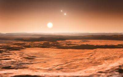 3 planets in habitable zone of nearby star