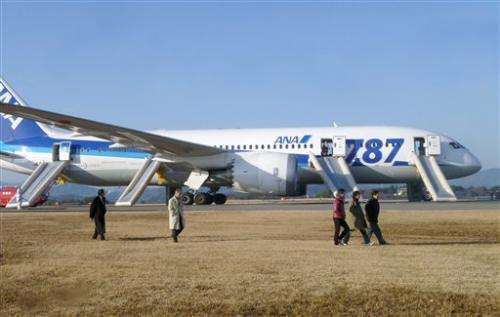 After another emergency, US grounds Boeing 787s