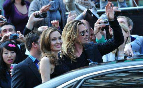 Angelina Jolie's celebrity outshines breast cancer risks: study