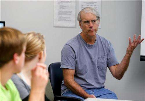 At more colleges, classes on genetics get personal