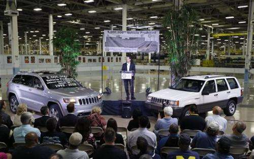 Automakers report sales up double-digits in August