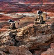 Bristol research trio to experience 'life on Mars'