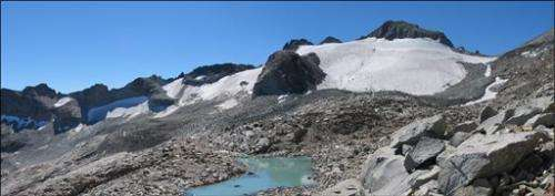 Calif.'s Sierra a 'living lab' for climate change