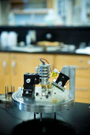 Chemistry researchers closing in on new atomic force microscope